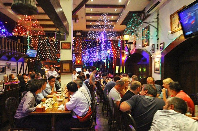 Пивной ресторан Hopf в Паттайе
