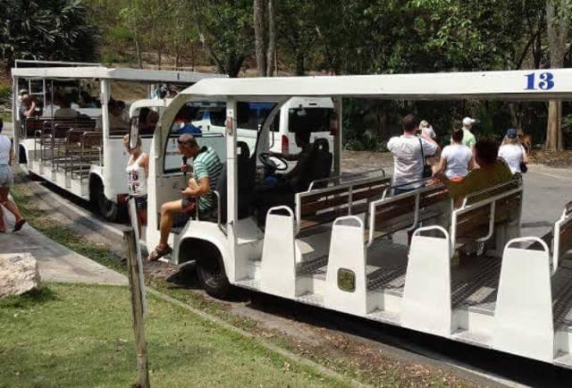 Зоопарк в Паттайе Кхао Кхео