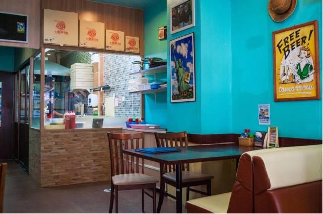 Ресторан New York Pizza House в Паттайе