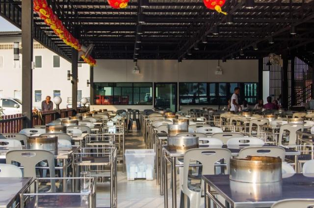 Ресторан Ниндзя в Паттайе