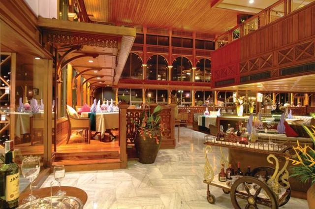 Ресторан Royal Grill Room в Паттайе