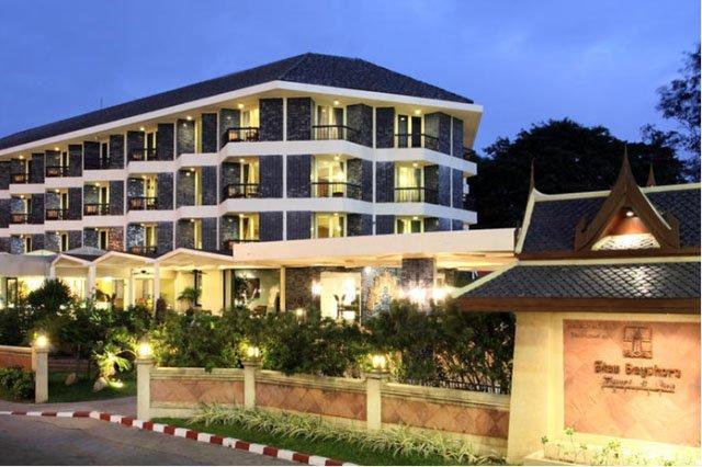 фото отеля Siam Bayshore Resort Pattaya