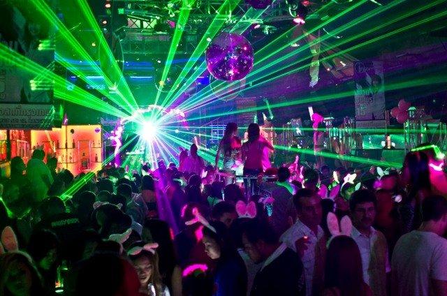 фото ночного клуба Insomnia в Паттайе