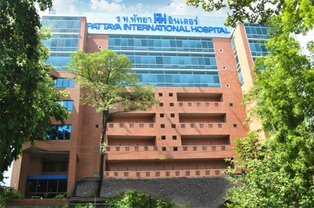 International Hospital в Паттайе