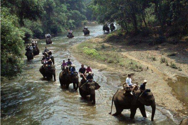 Экскурсия на реку Квай в Паттайе