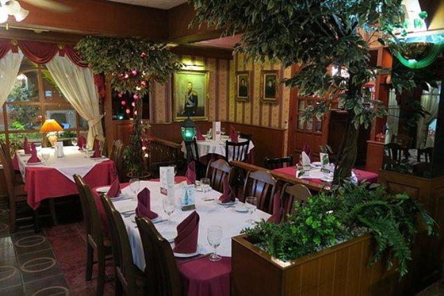 Ресторан Распутин в Паттайе