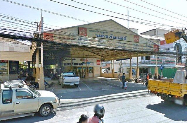 Автовокзал Na Kom Chai в Паттайе