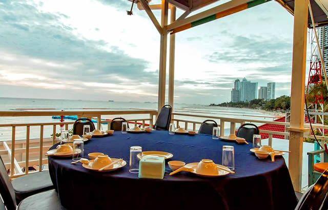 ресторан Rim Talay Seafood в паттайе