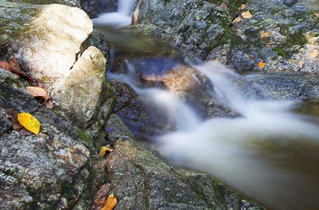 Водопады в Паттайе