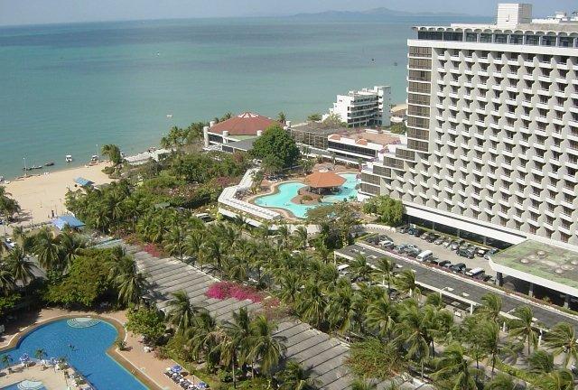 Ambassador City Jomtien Hotel в Паттайе