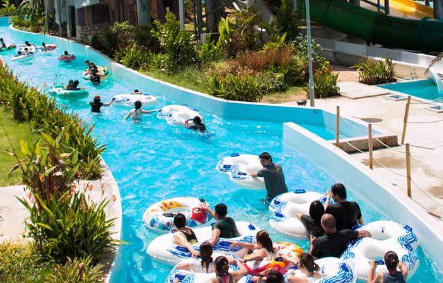 Аквапарк Cartoon Network Amazone в Паттайе