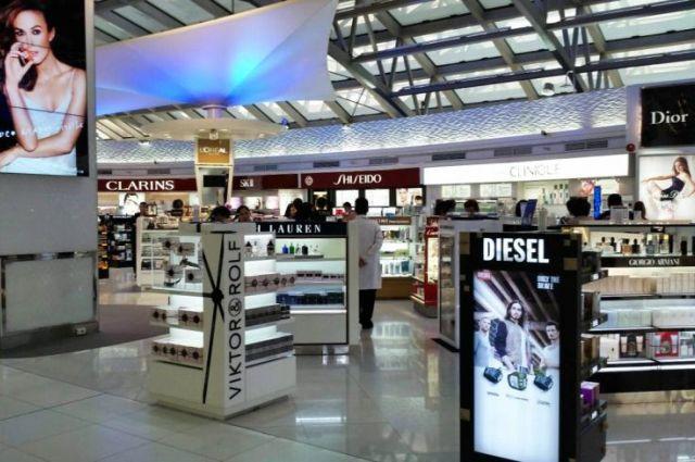 Магазин Duty Free в Паттайе