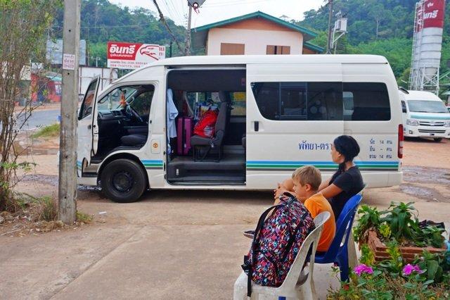 Как добраться из Паттайи до Ко Чанга