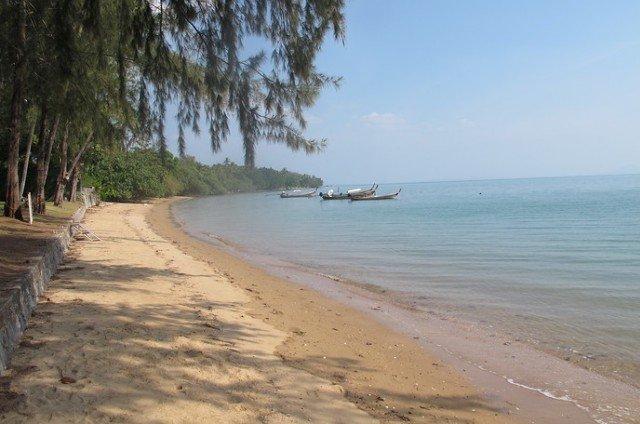 Ao Nammao Beach Краби