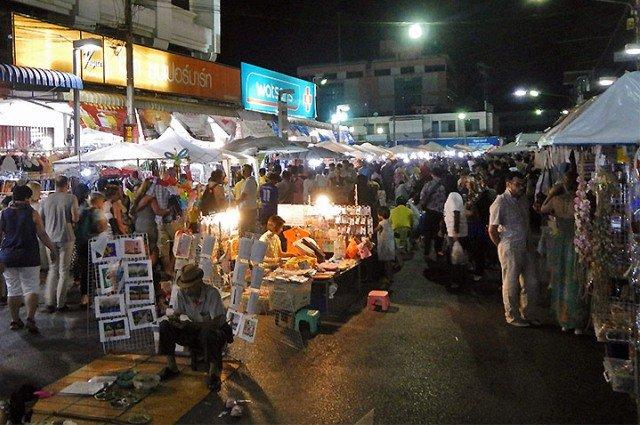 Рынок в Ао Нанг