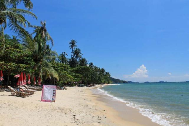 Пляж Klong Koi на Ко Чанге