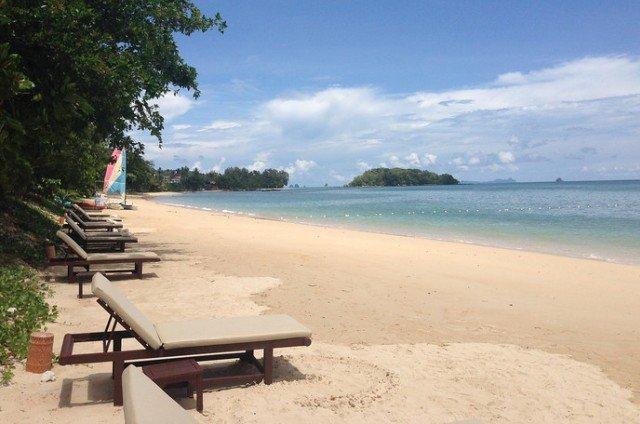 Klong Muang Beach Краби