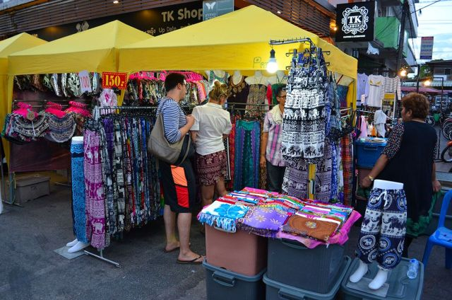 Рынок на Краби