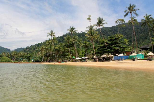 Пляж Lisca Beach на ко Чанге