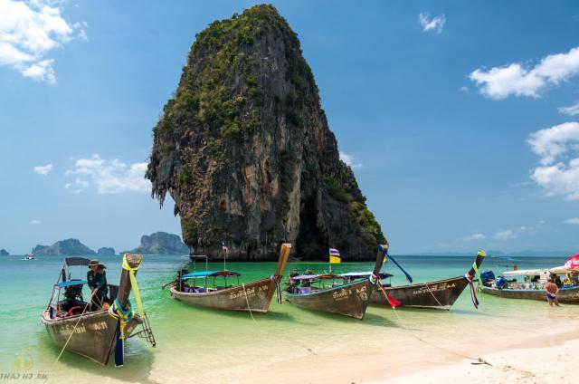 Phranang Beach Краби