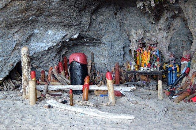Пещера Принцессы в краби
