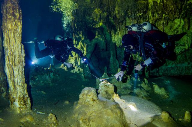 Пещера Sra Kaeo Cave