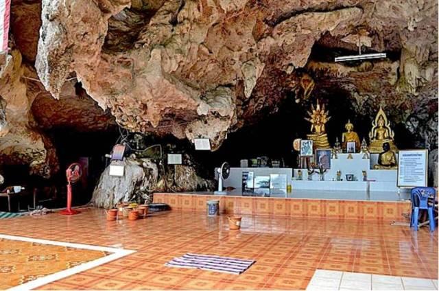 Пещера Tham Khlang