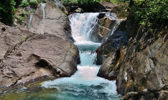 Than Mayom Waterfall Ко Чанг