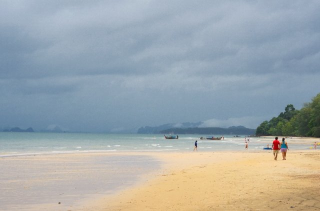 Tup Kaek Beach Краби