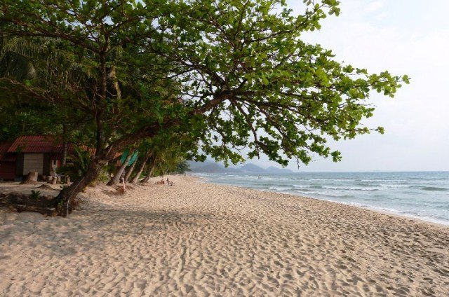 Пляж White Sand на Ко Чанге
