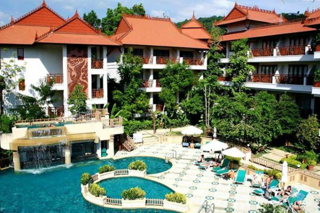 Anyavee Ao Nang Bay Resort в Краби