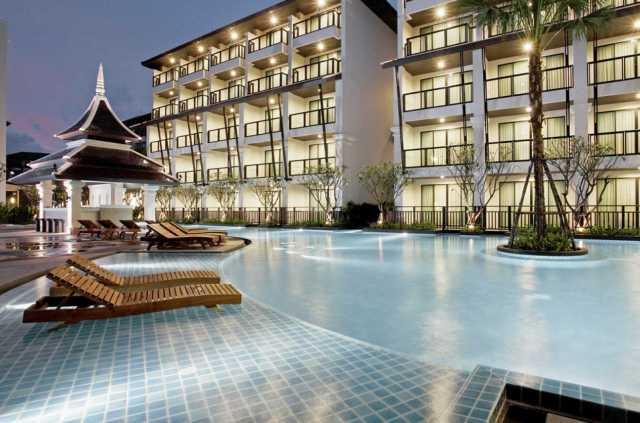 Centara Anda Dhevi Resort and Spa в Краби