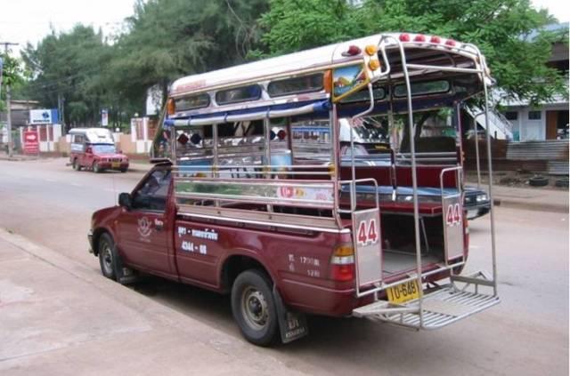 Цены на транспорт на тук-туке