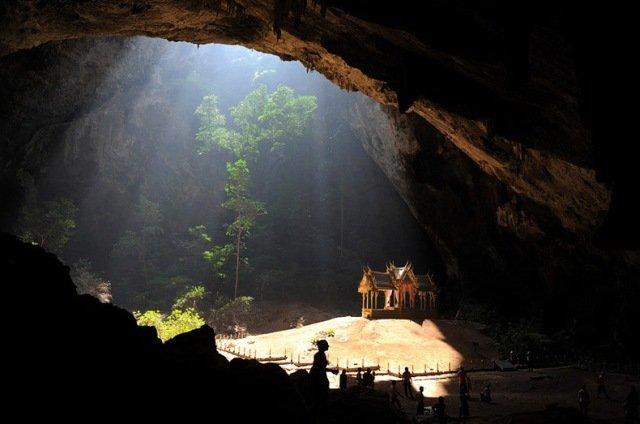 пещера Прая Накхон