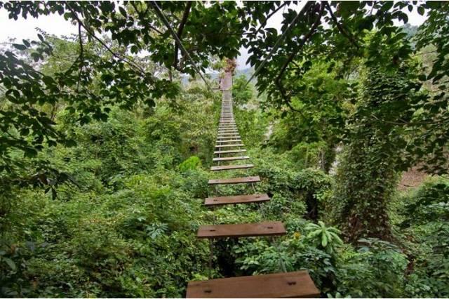 Веревочный парк на Ко чанге