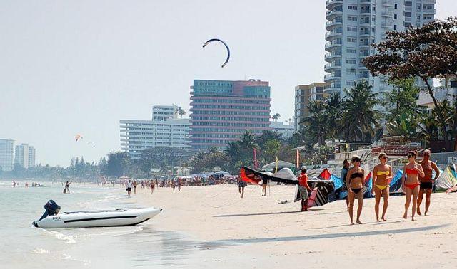 Пляж Хуа Хин
