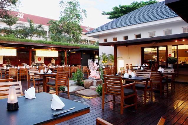 Ресторан в Хуа Хине