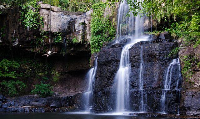 Водопад на Ко Мак