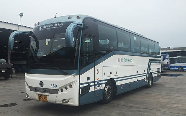 Как добраться из Паттайи до Хуа Хина на автобусе