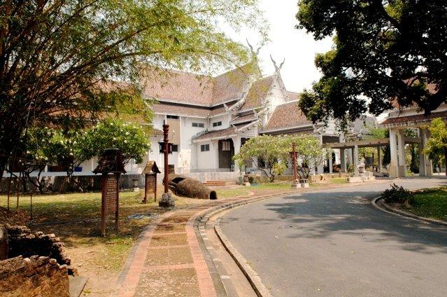 Национальный музей Чиангмая