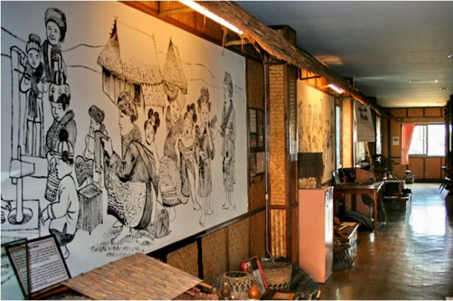 Музей Hilltribe Museum в Чианграе