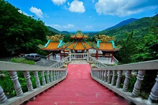 Китайский храм Khuan-Im Shrine