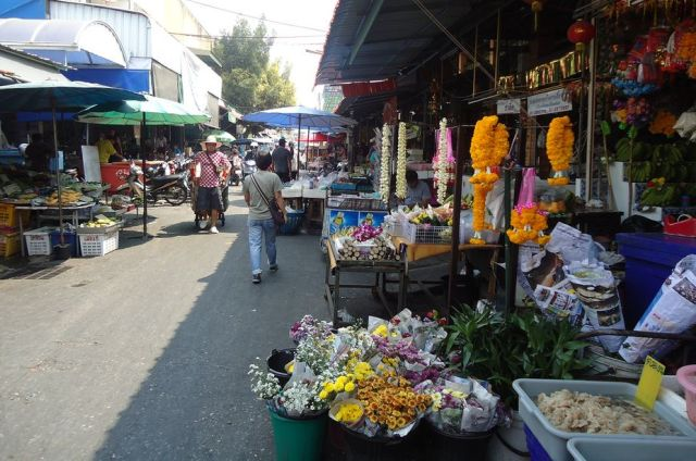 Рынок Muang Mai market