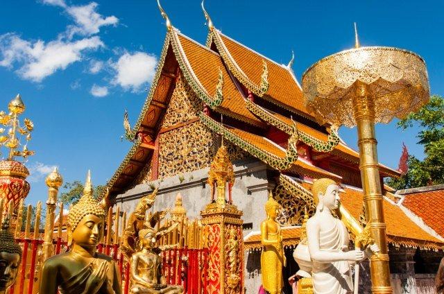храм Дой Сутеп