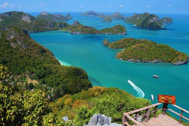 Национальный парк Ang Thong