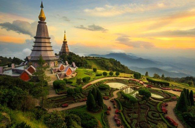 Храмы в Чиангмае