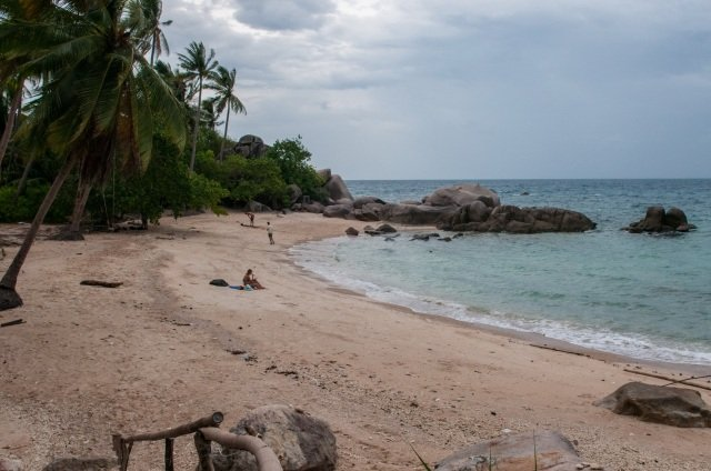Пляж Sai Thong Beach в Районге
