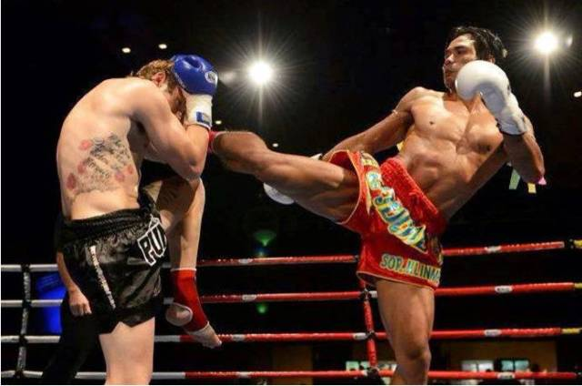 Thai Boxing Stadium