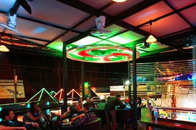 Ночной клуб Fusion