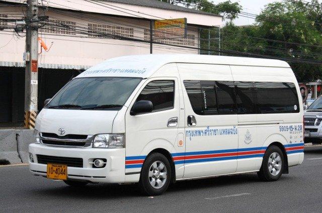 Как добраться из Бангкока в Районг